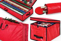 Organizing the Holidays / Stay Organized for a Stress Free Holiday! / by Silver Lining Organizers