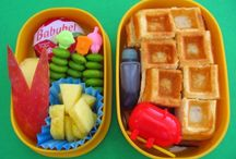 Marcus' School Lunches / by Beckie Anderson