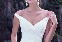 Maggie Sottero Off-the-Shoulder and Sleeve Gowns
