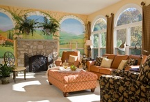 Outdoor spaces / by Shelia Arnold