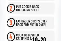crispy  no fuss bacon