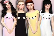the Sims 4 cc (materiale personalizzato)
