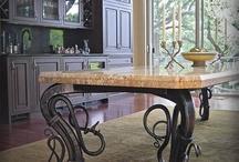 Dining tables stalas