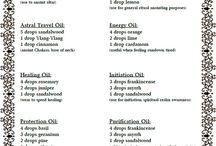Öljyt/Oils