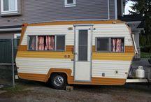 Old Camp Trailers & Kit Companion ideas