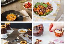 Food blog ideas / by Lynn Severin