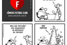 Tirinhas / Acesse o site www.comicosfc.com.br e acompanhe as #tirinhas  de #futebol  com o #time mais #zoeira  do Brasil! Em breve, uma história completa exclusiva! NÃO PERCA! #comicos   #comicosfc   #comicosfutebolclube   #quadrinhos   #brasileirao2015   #copadobrasil
