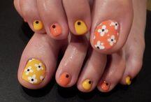nails art pies