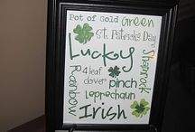 St. Patricks.... / by Annette S
