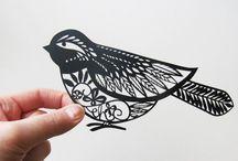 paper & 3D paper cut