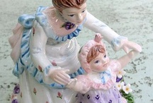 Music Boxes & Figurines / I love all kinds of Music Boxes and Vintage Figurines. / by Melody D. Warren