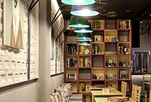 Awesome Game Shops & Cafes