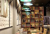 Identity shelves