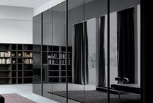 bedroom storage idea