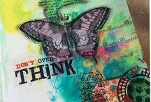 Inspiration Dina Wakely, etc. / by Vicki Love