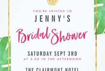 Amazing Invitations / Looking for amazing invitations? You have come to the right place! Find amazing wedding / engagement party / birthday party / retirement party / bridal shower / anniversary party invitations and more...
