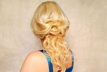 Hair Styles / Can't figure out what to do with your hair on competition day? We're here to help, check out these pictures and tutorials from around the web and get inspired.