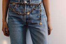 Jeans forever. / Denim babe