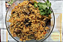 BIRIYANIS/PULAOS / Biriyanis and Pulao recipes with step by step pictures tried and tested