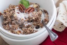 Breakfast solutions / Clean eating / by Nicole Goggins