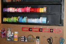 Organização artesanatos