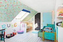 KIDS' ROOMS / by Marianna Stefanaki