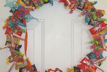 Candy Crafts / by Jane Starr
