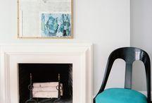 Fireplaces / by Megan Kaplan