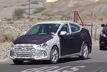 Hyundai Camouflage / For all camouflage models caught in the wild.