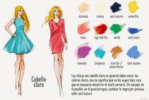 Colores por cabello