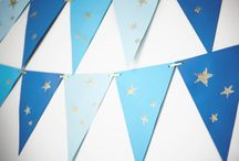 Baby Showers for Boys / Ideas and inspiration for showers for baby boys