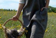 Farm Girl Fashion / Plus Size , eclectic, comfortable, farmer friendly, functional fashion.