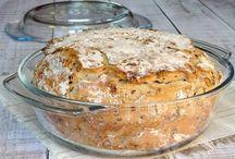 pieczony chleb