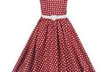 Vintage kjoler
