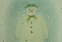 Lumiukko - se ainut ja oikea / The Snowman