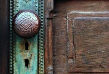 Lock Knob & Key