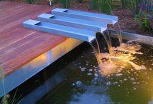 decking & pool