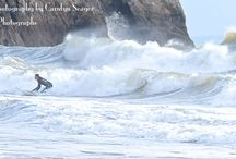 Soul Surfing / Surfing the Atlantic ….