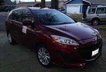 2012 Mazda MAZDA5 - $12,500 / Make:  Mazda Model:  MAZDA5 Year:  2012 Body Style:  Minivan Exterior Color: Red Interior Color: Tan Vehicle Condition: Good   Phone:  916-599-2294   For More Info Visit: http://UnitedCarExchange.com/a1/2012-Mazda-MAZDA5-201233031962