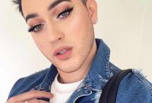 boy make up