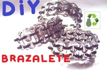 Reciclaje de anillas de latas de bebida Recycle tabs / Reciclaje de anillas de latas de bebidas #reciclaje #diy #manualidades