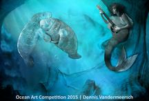 The best underwater photography of 2015 / Winners of the 2015 Ocean Art Underwater Photo Competition were announced this week, and they include images of rarely seen marine life. The contest, in its fifth year, attracted entrants from over 50 countries. Organized by the Underwater Photography Guide, Ocean Art 2015 judges were professional underwater photographers, including the guide's publisher, Scott Gietler. | www.piclectica.in #piclectica