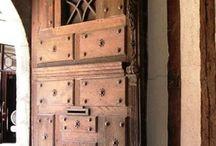Kapı / Doors / Panel Barn