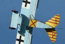 Flying World War One