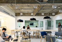 Best Co-Working Spaces in the World / Worlds best co-working spaces