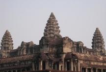 Thailand, Burma, Cambodia