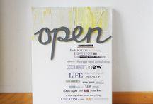 one little word 2016 // open