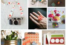 DIY Gift Ideas / by Beth Kendall