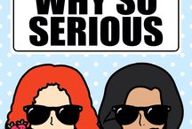 FaceQ / FaceQs of me and my friends