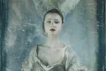 Bellezze in polvere / Beauty from the past_Photographer : Silvia Mazzella_MUA : Guia Bianchi _ Models : Icemodel agency / Martina Peveri / Matilde Canuti